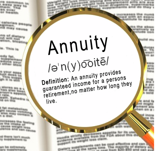 Homework help with annuities